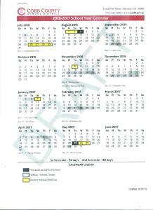 ccsd 2016_2017 calendar